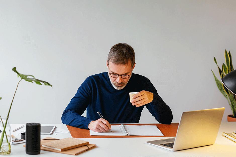Holvi Bookkeeper -palvelussa kirjanpitäjä tekee veroilmoituksen puolestasi